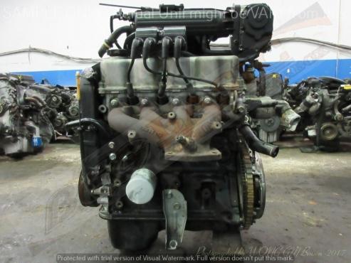 CHEVROLET MATIZ -B10S1 -1.0L EFI 8V Engine