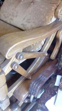 Grafton Everest Solid Wood Lounge Suites Junk Mail