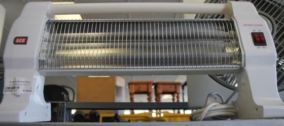 Quartz heater S02499
