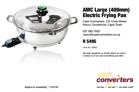 Amc cookware full form
