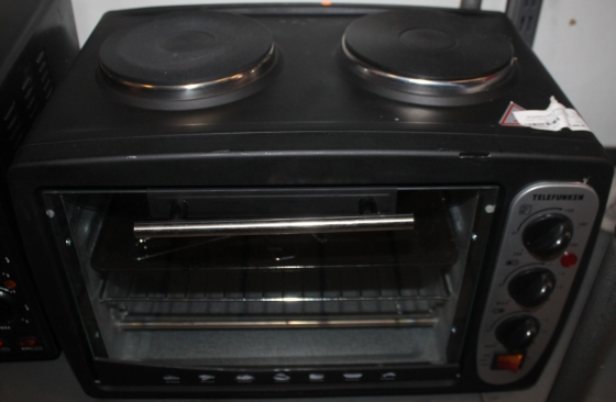 2 plate stove S02496