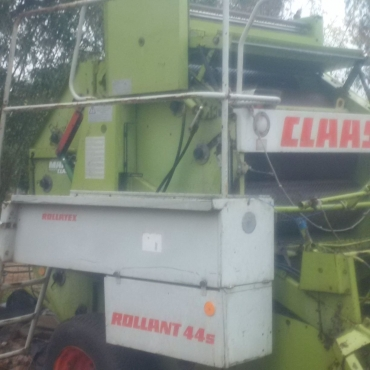 Claas  baler