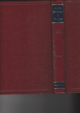 Legal-Book-Precedents of Pleadings