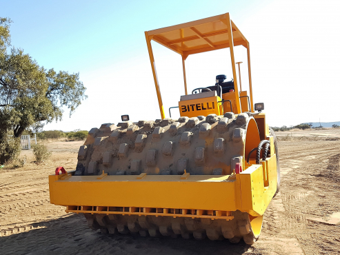 Bitelli 17 to 19 Ton Padfoot Roller For Sale