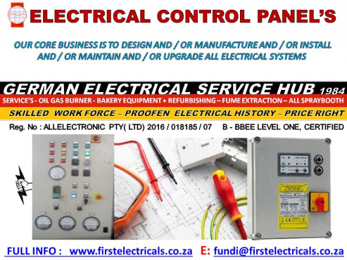 INDUSTRIAL CONTROL PANEL'S | Junk Mail