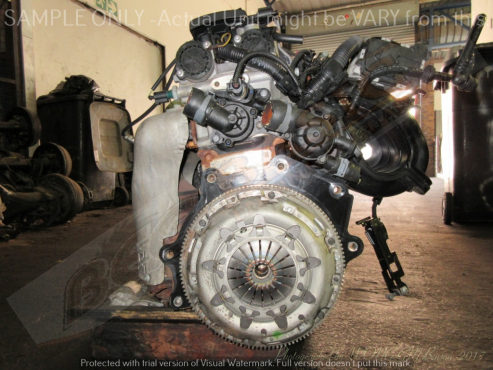 VOLKSWAGEN -CLP 1.4L EFI 16V Engine -Polo Vivo