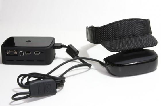 FPV video goggles Headplay