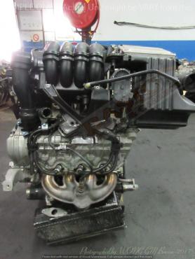 MERCEDES BENZ A170 -266940 1.7L EFI Engine