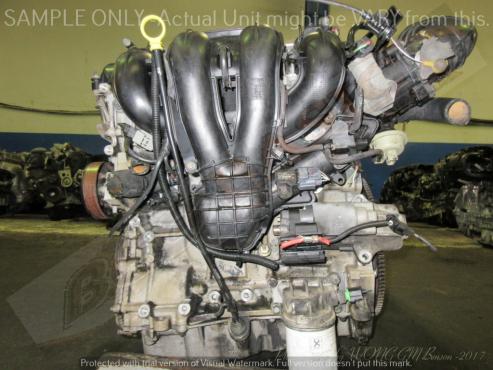 FORD -CJBB 2.0L Duratec EFI 16V Engine (Black Top)