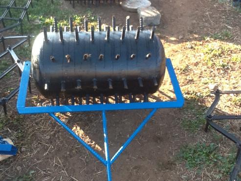1 meter spike roller