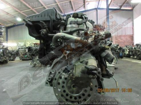 HONDA STREAM -D17A 1.7L VTEC Engine