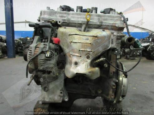 NISSAN SENTRA -QG15 -1.5L EFI 16V Engine