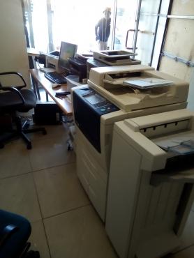all-in-oneprinterXeroxWorkcentre5855