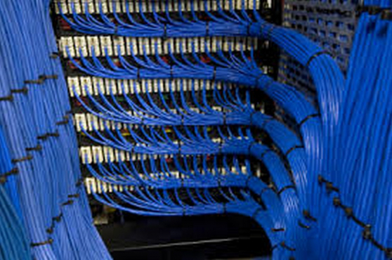 Cat 5 and Cat 6 UTP, network / LAN cable, Gigabit swithes, patch panels for sale