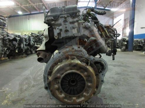 2.4 L Engine For Sale >> Nissan Hardbody Ka24 2 4l Efi 16v Rwd Engine Junk Mail