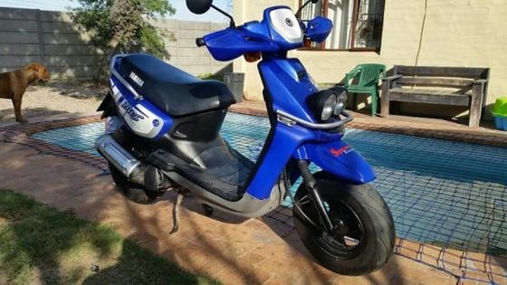 Yamaha BWS scooter | Junk Mail
