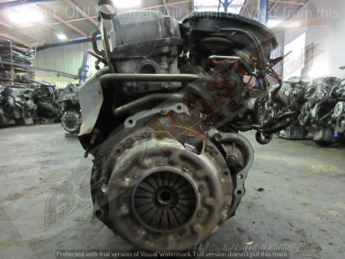 NISSAN -NA20 -2.0L CARB 8V (RWD) Engine -Hardbody