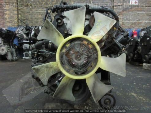 NISSAN HARDBODY -KA24 -2 4L EFI 16V (RWD) Engine | Junk Mail