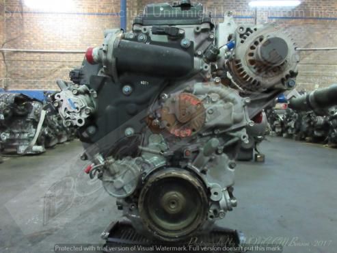 NISSAN PATROL -ZD30 -3.0L Turbo Diesel Common Rail 16V Engine