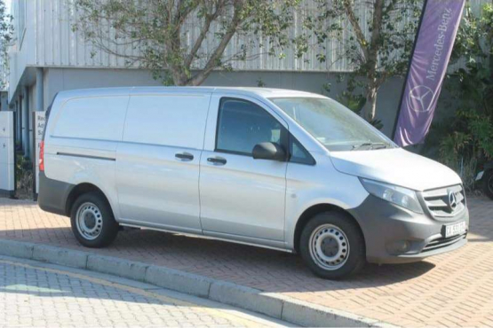 Mercedes Benz Vito 114 CDi Panel Van