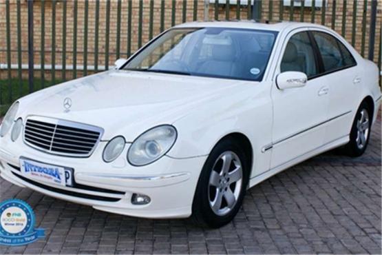 Mercedes Benz E Class