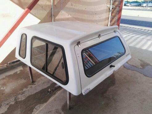 nissan hardbody np300 dc canopy for sale