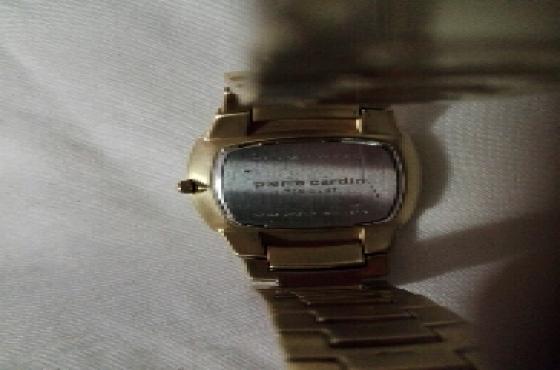 Pierre Cardin Mens Watch
