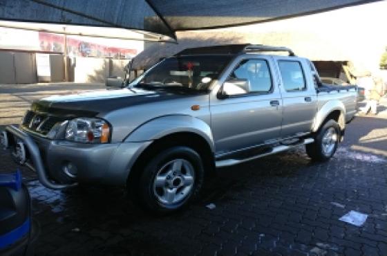 Nissan hardbody 3 0 D/C 4x4 | Junk Mail