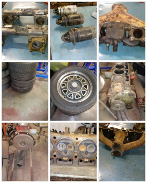 VOLVO B18/B20 ENGINE SPARES FOR SALE | Junk Mail