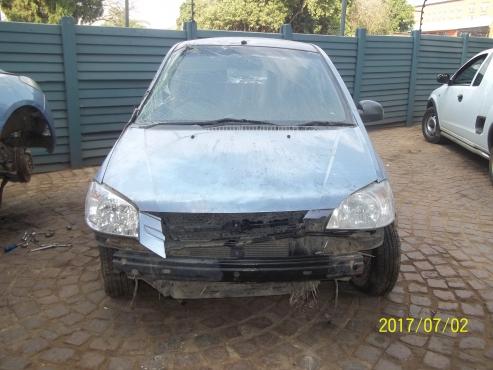 Hyundai Getz 1.5 CRD