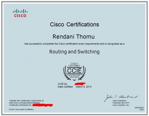 Cisco CCIE RS v5 All-In-One Training Materials | Junk Mail