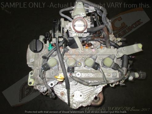TOYOTA AVANZA -3SZ 1 5L VVTI (FWD) Engine | Junk Mail