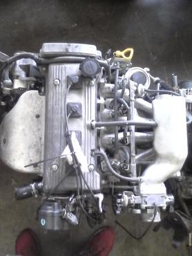 Toyota Corrolla 1.6i(4AFE) Engine for Sale