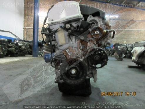 HONDA -K20A -2.0L i-VTEC 16V Engine -Aluminium Intake