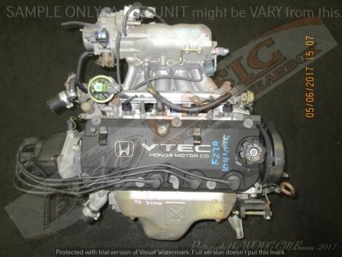 HONDA ODESSEY -F23A -2.3L V-TEC 16V Engine