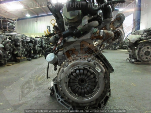 RENAULT -K9KV714 -1.5L DCI Engine -Kangoo