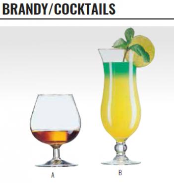 BRANDY/COCKTAILS - G