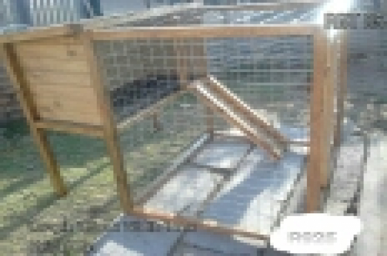 Rabbits cages builder