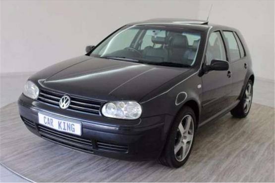 VW Golf 4 1.8 GTI 13