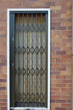 Fixed & Retractable security barriers for both doors & windows