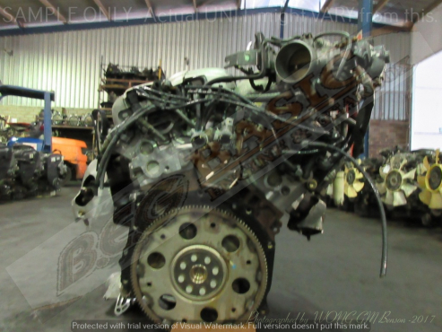 TOYOTA CAMRY -3VZ 3.0L V6 EFI 24V Engine