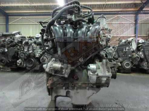 TOYOTA AVANZA -3SZ 1.5L VVTI (FWD) Engine