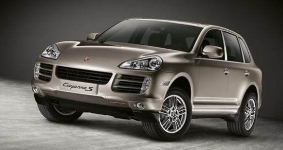 Porsche Cayenne / Panamera Air Shocks