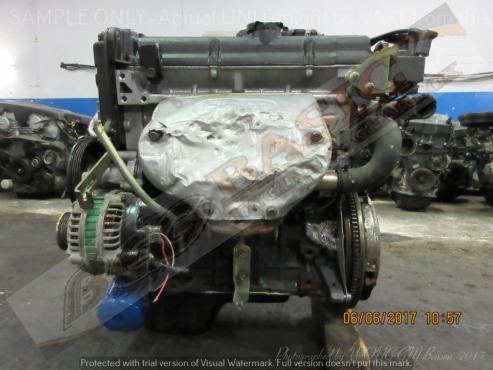 HYUNDAI ACCENT -G4FK 1.5L EFI 16V Engine