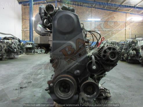 VOLKSWAGEN GOLF 1~3 - AGG 2.0L EFI 8V Engine