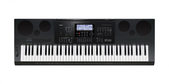 CASIO WK-7600 76-KEY