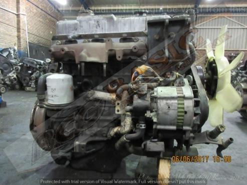 ISUZU TRUCK -4JB1 2.8L Non Turbo Diesel Engine