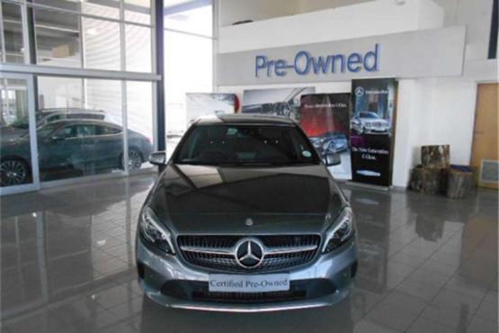 Mercedes Benz A200d