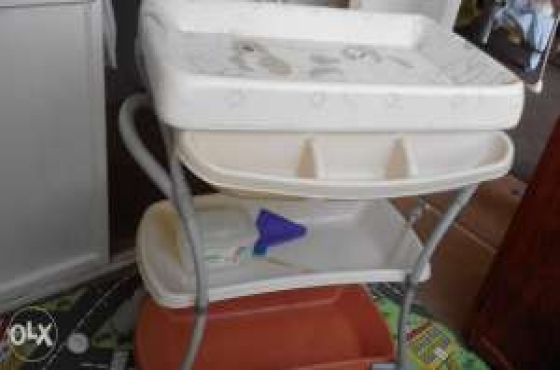 Baby Bath stand