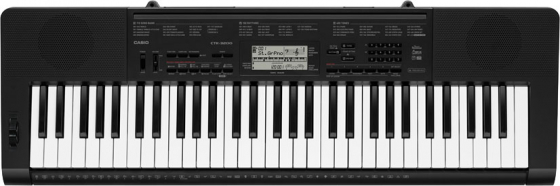 CASIO CTK-3200  61-K